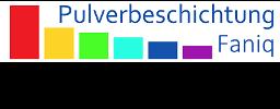 Logo Pulverbeschichtung-Faniq